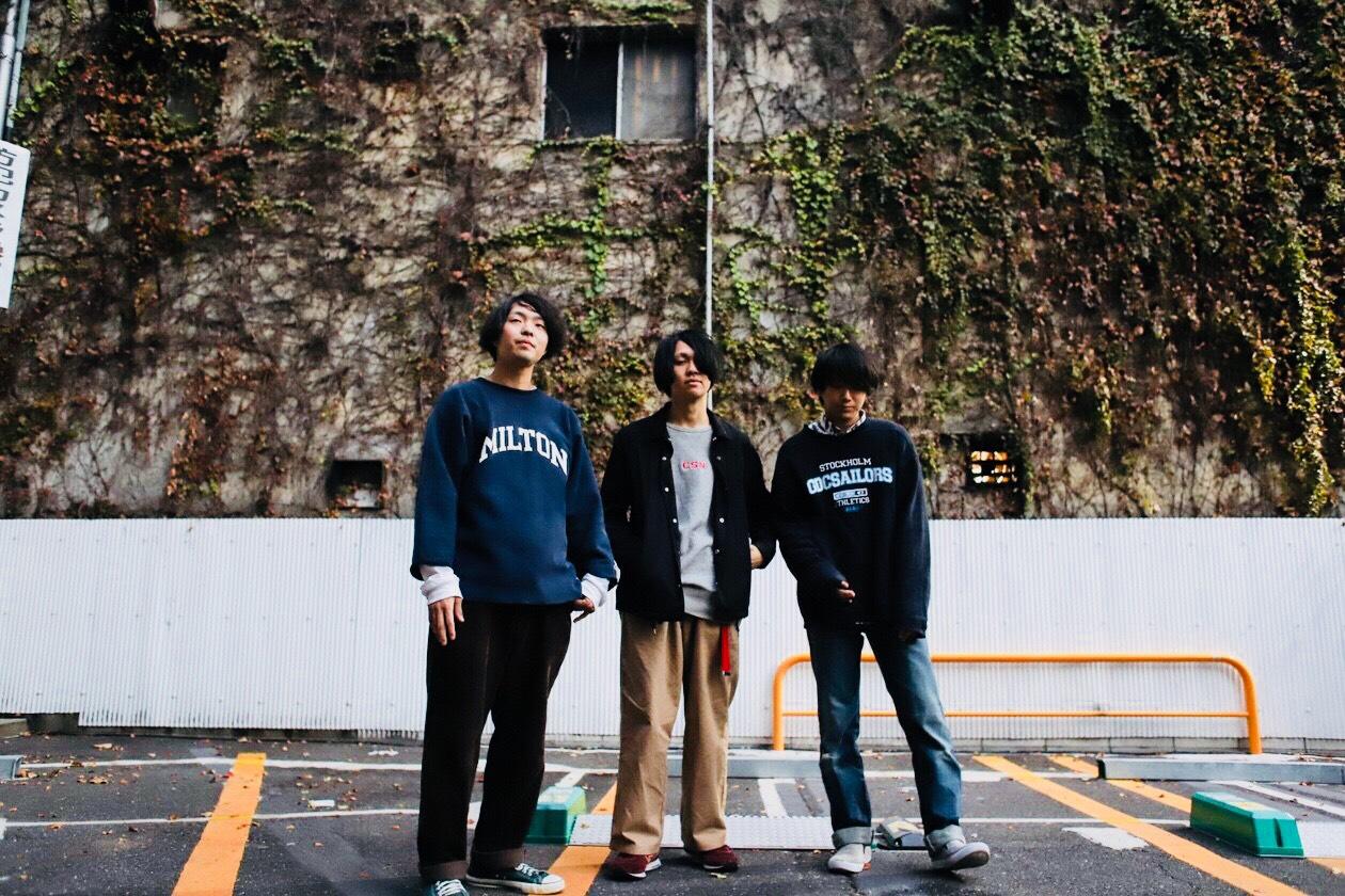 "THE NIGHT HILLS 1t e.p. ""残り香と副菜"" Release Tour 初日"