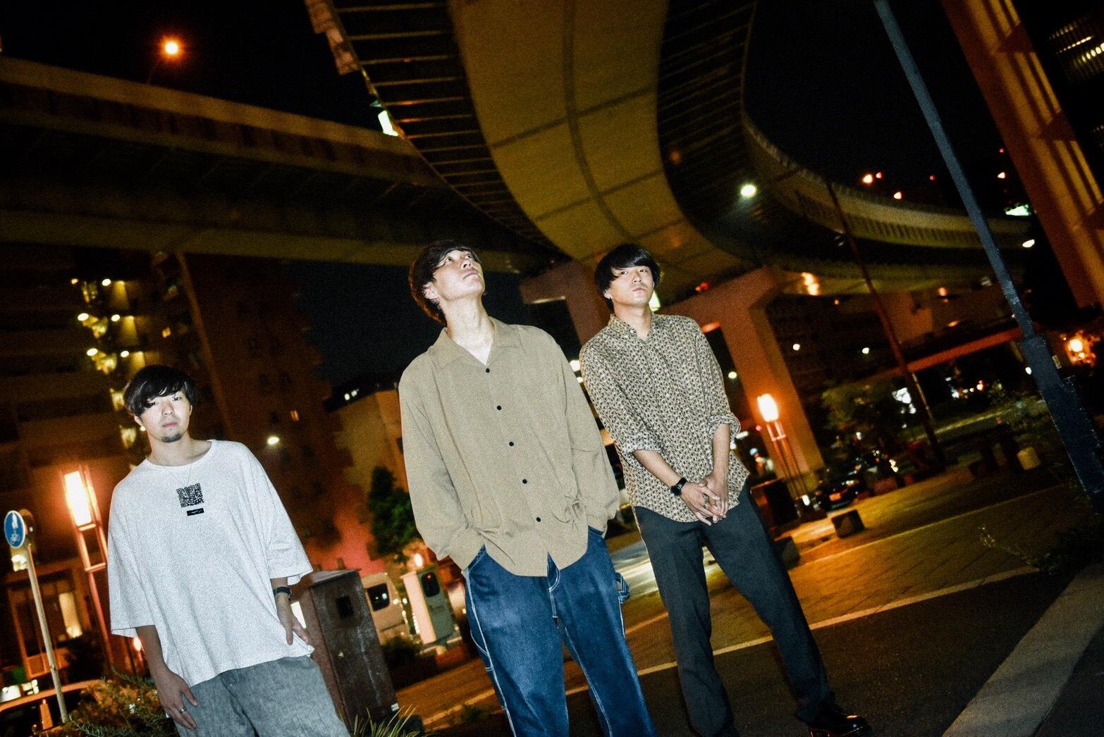 """THE NIGHT HILLS 1st single """"アンダーザハイウェイブリッジ/ストレイト"""" Release 自主企画「陸橋と迫真」"""