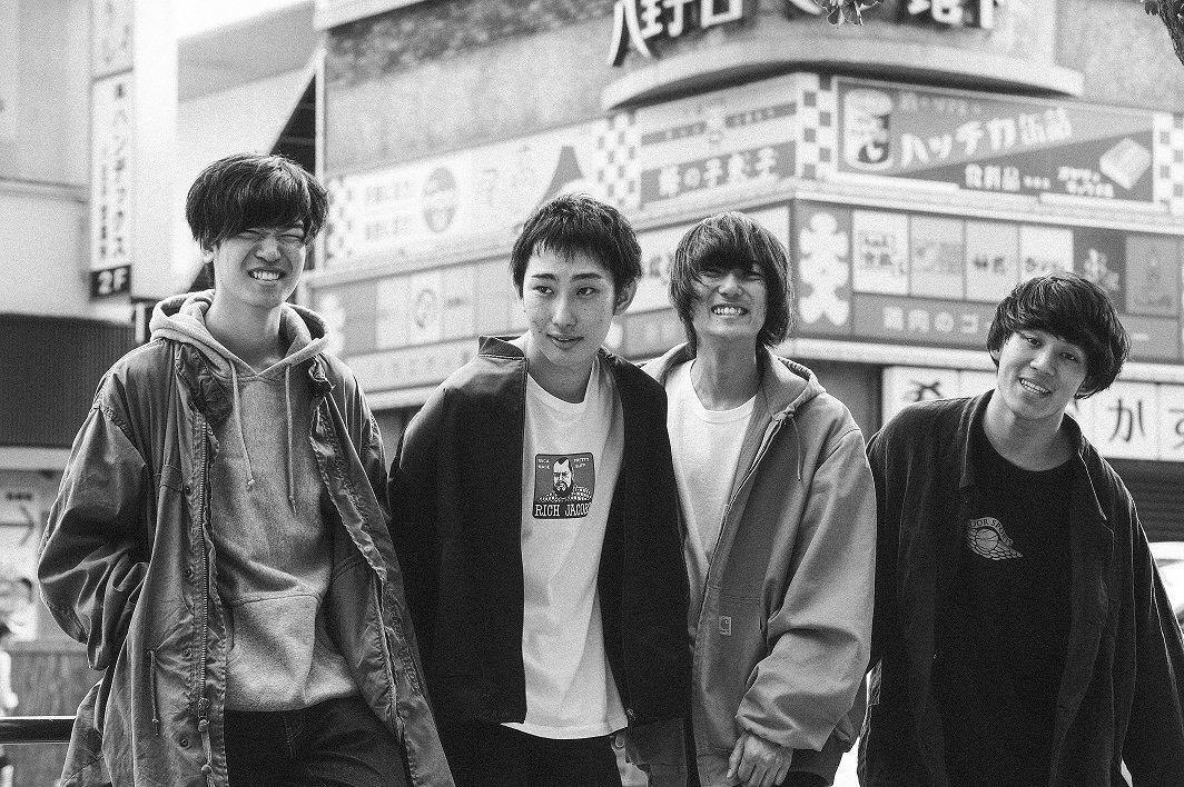 ハルカミライ 1st full album 「永遠の花」release 「天国と地獄ツアー」