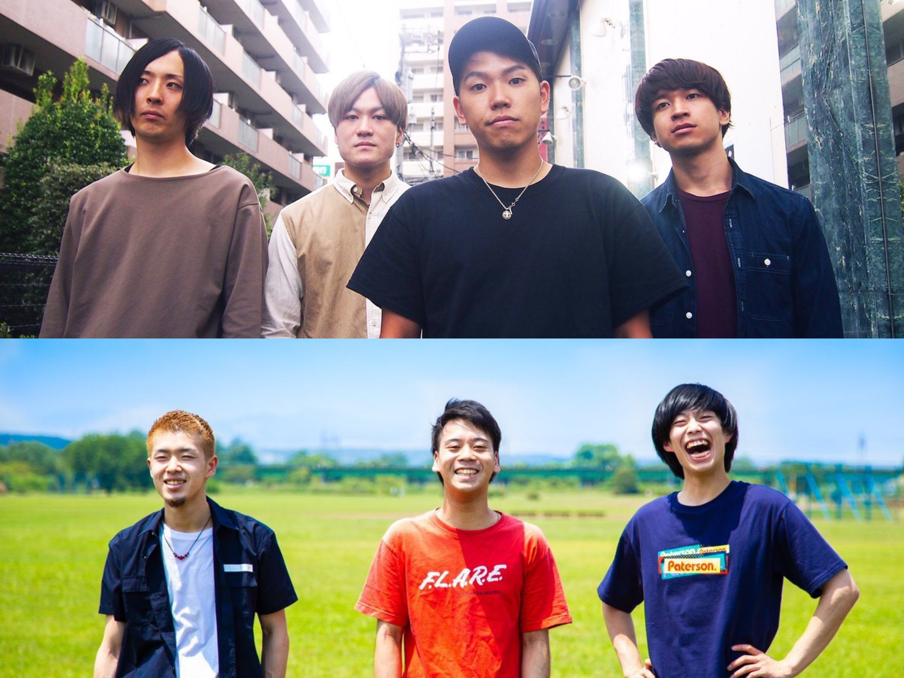 "jo-bu pre. Carry On vol.32 Crest of Thread ""Water Surface Tour 2018-2019"" AIRTONIC 2nd Single ""Call Me Love""Release Tour"