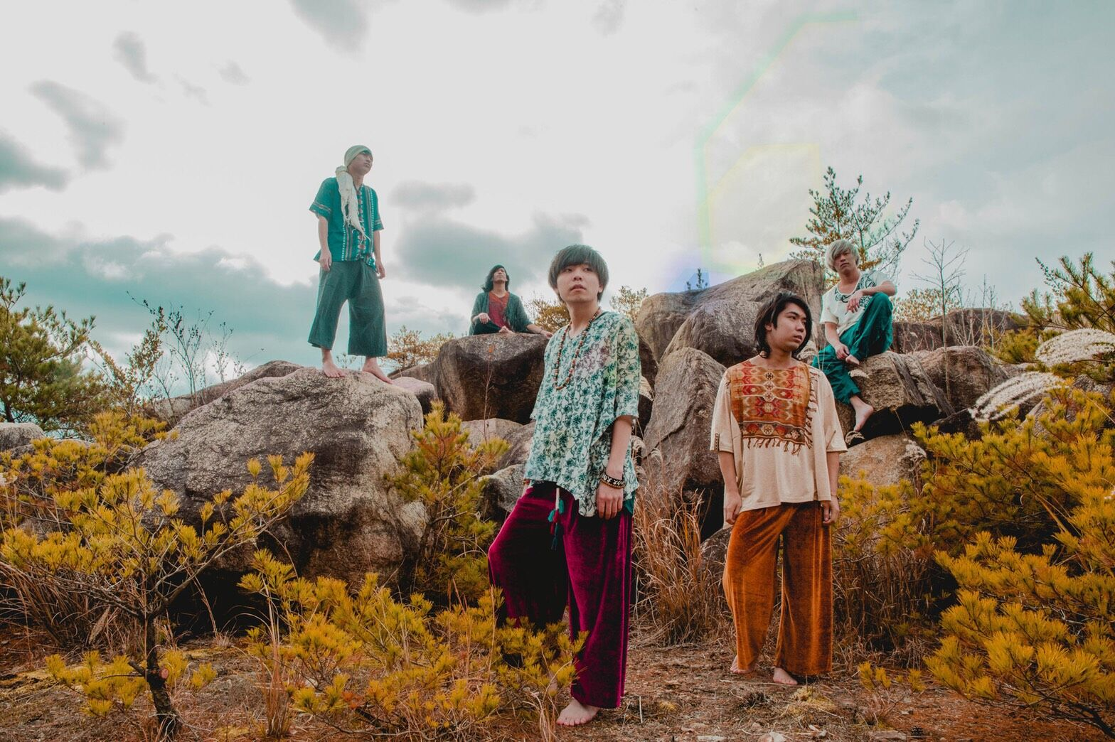 【odd five 1st Full Album[ANIMA]Release Tour】