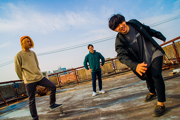 """【B.M.P pre.「Same Oly Story 002」Back Muscle Power 2nd Demo Single""""Talk With""""TOUR FINAL & Coelacanth 2nd Mini Album オノマトペイント Release Tour】"""