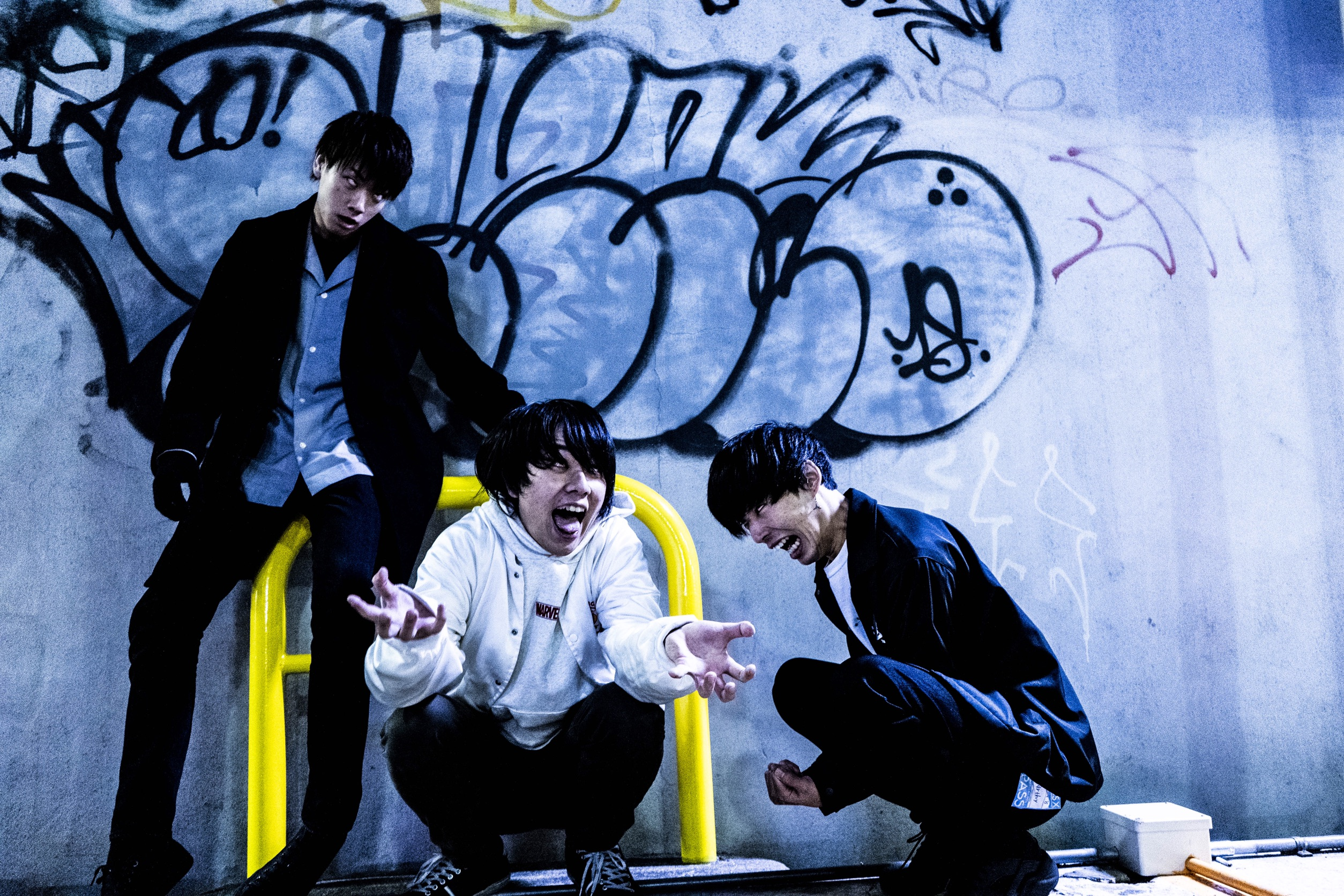 Earthy 2nd demo 「We are boys forever」release tour -でらロックフェスティバル2020延長戦-