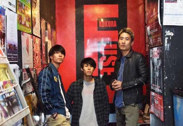 """【HERO COMPLEX 3rd mini album「SOLDIER」Release Tour """"立って戦え!!!""""】"""