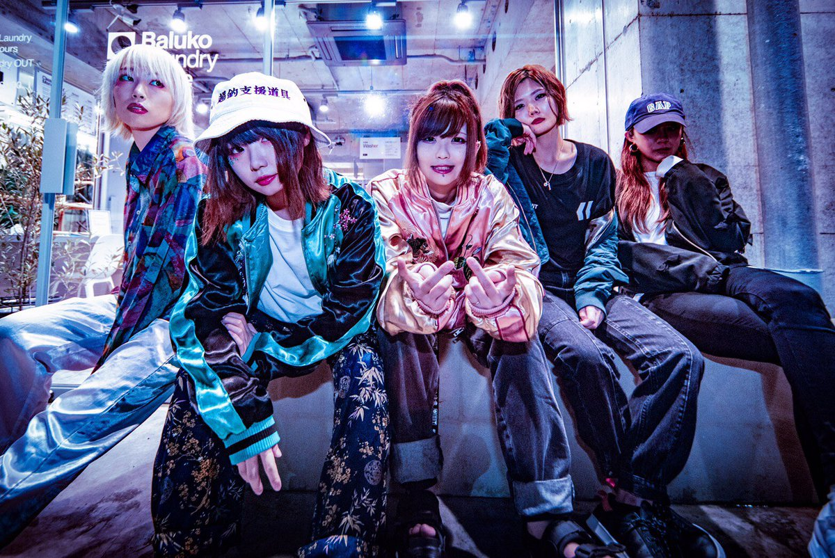 「 IRIS MONDO 1stアルバムリリース記念ツアーDa®win~電脳女子進化論~」