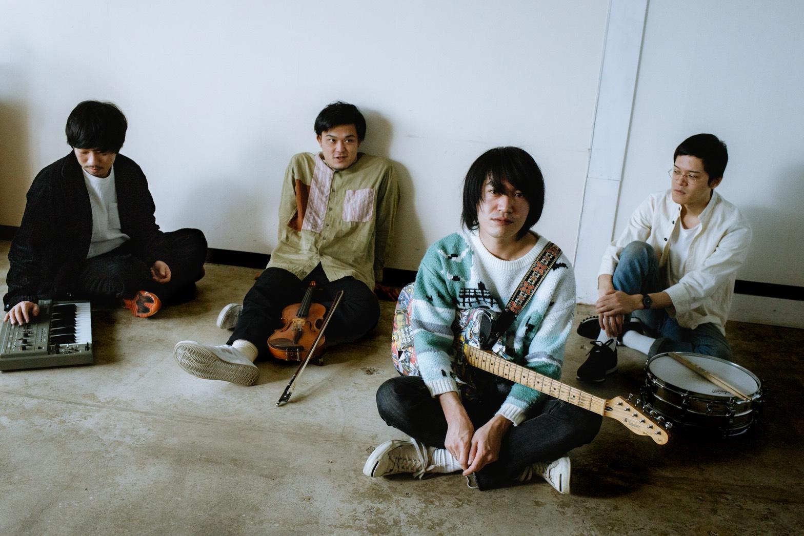 THEラブ人間ベストアルバム「PAST MASTERS」×下北沢にて'19リリースツアー