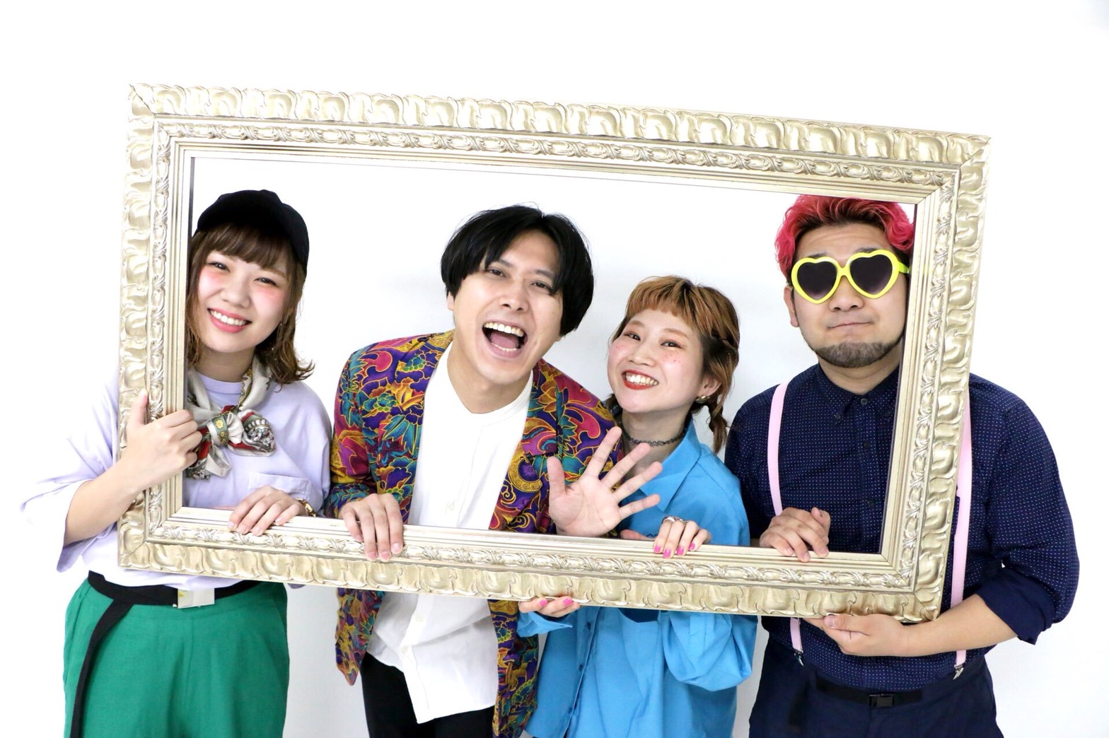 """jo-bu pre. Carry On -スムージチークス """"Night&Day"""" Release Tour-"""