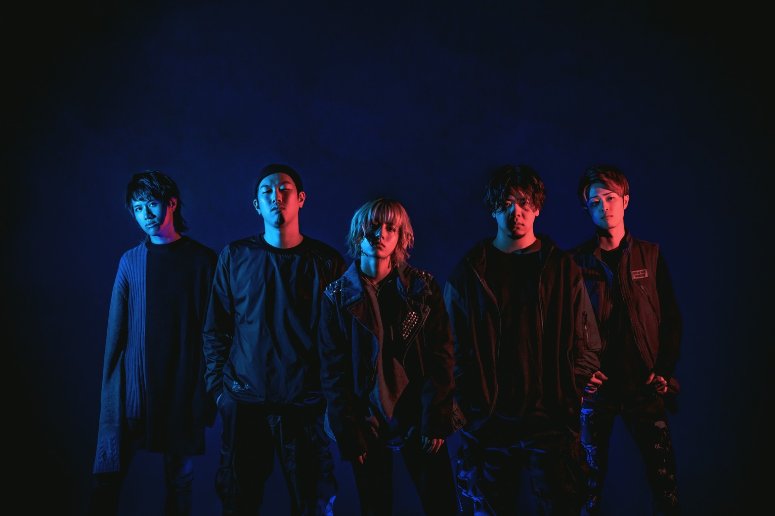 "mildrage presents 2nd mini album ""ROM"" release tour"