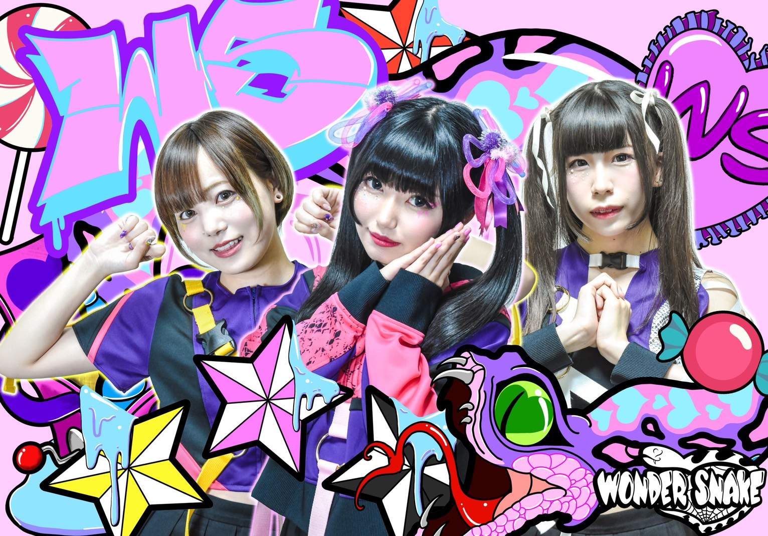 WONDER SNAKE presents【WONDER LAND】