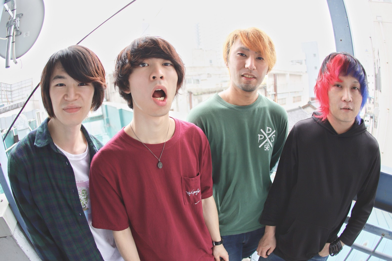 "jo-bu pre. Carry On vol.29 -Stupid Orange 3rd DEMO ""far  precious"" release tour-"