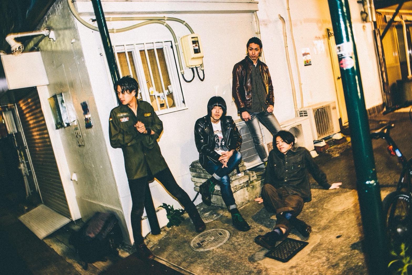 THE NOiSE 1st Mini Album 「余興は既に」Release Tour初日!! 3MAN SHOW!!