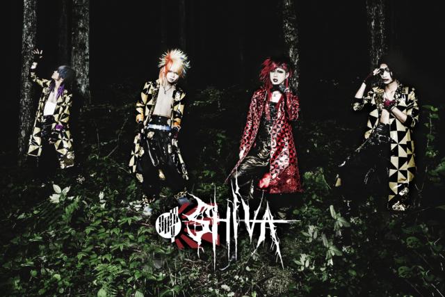 SHIVA New Single「百舌鳥-MOZU-」リリース東名阪主催ツアー 「百舌鳥ノ産声」