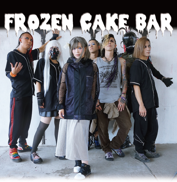 "【FluoLightArch pre. FROZEN CAKE BAR ""TRAVELNA release tour""】"
