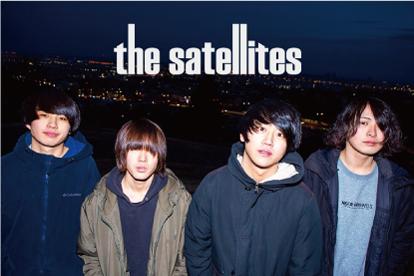 【the satellites  『サテライツキャノンTOUR2019』】