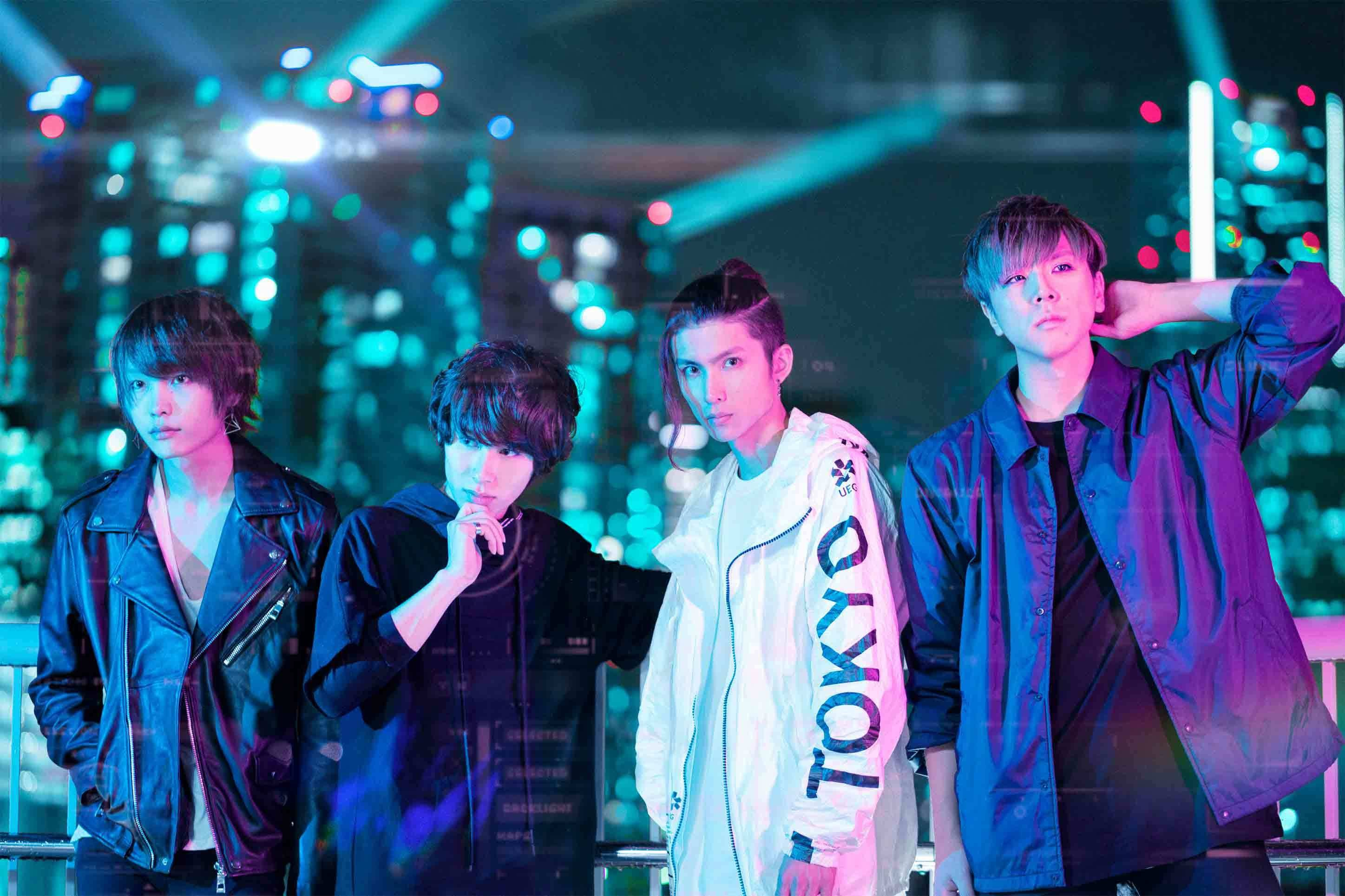 """【THE SIXTH LIE LIVE TOUR 2019 """"ONE-WAY"""" -2nd Single 「Shadow is the Light」Release tour-】"""