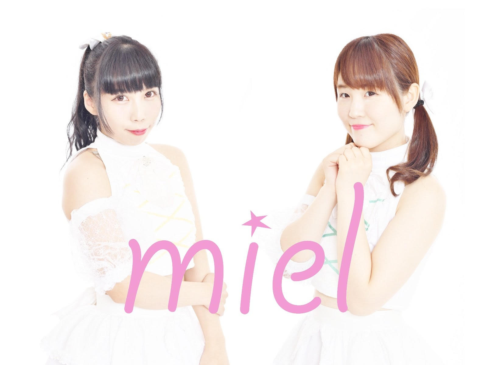 "【miel  1st one man live ""SWEET POP PARTY 君とだから叶えられる〜""】"